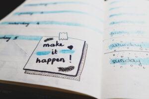Talento e azione: scrivere e comunicare per manifestare il progetto.