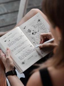 Journaling: il potere della scrittura ponte